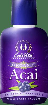 CaliVita Organic Acai sok 473 ml.