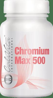 Chromium Max 500 Calivita
