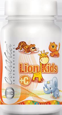 Lion Kids C Vitamin CaliVita 90 tableta