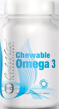 Chewable Omega 3 CaliVita 100 kapsula